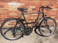 "Classic Raleigh Genesis Mountain / Commuter Bike mans 22"" Frame - Free Local York Delivery"