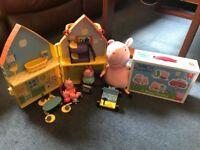 Peppa Pig House Bundle