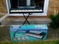 Yamaha PSR-170 Portatone Electronic keyboard