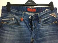 Mens Replay Jeans excellent condition size 32/30