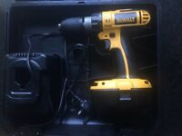 Dewalt cordless drill DE9098 - Used but perfect working condition | £65 ONO
