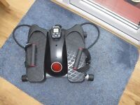 OLYMPUS 3 IN 1 FAT BUSTING STEPPER, KEEP FIT AT HOME