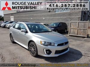 2017 Mitsubishi Lancer GTS! TOP MODEL!! BRAND NEW!! LAST ONE!!!!