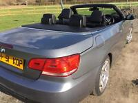 2008 Bmw Hardtop Convertible with new service 325i petrol low mileage immaculate