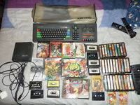 Amstrad CPC 464 + Games