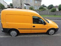 Vauxhall Combo Van. Perfect first work Van.