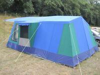 6 Berth tent