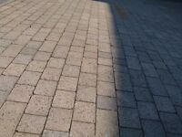 Used Block Paving - Approximately 11 sq mtrs