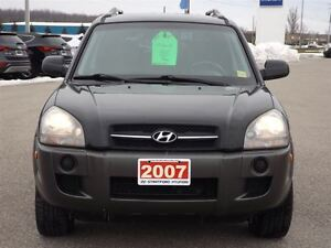 2007 Hyundai Tucson GL V6 | CLOTH | SAFETY CERTIFIED | ALLOYS | Stratford Kitchener Area image 11