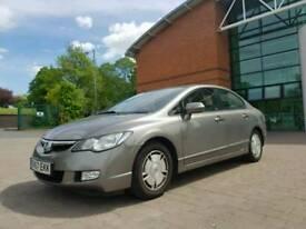 Honda civic hybrid 2008 automatic cheap insurance cheap tax good family car