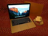 "Apple MacBook Pro 13"" 2015 8GB RAM Excellent Condition Little Use - Cost £999"