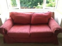 Red Sofa Free to Collect