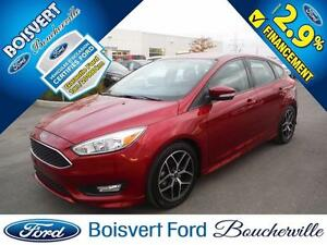 2015 Ford Focus SE SPORT HATCHBACK
