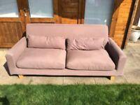 Ikea3 seater sofa