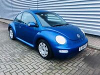 Vw beetle 1.9 tdi in excellent condition full service history long mot till July 2018