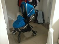 Silver cross wayfarer pram/pushchair etc