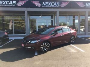 2013 Honda Civic TOURING AUT0 NAVI LEATHER SUNROOF 75K