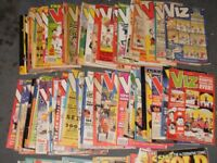 over 90 adult viz and zit comics