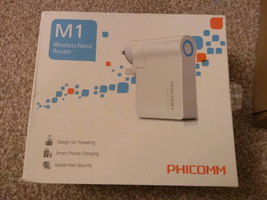 Philcom M1 Wireless Nano Router Wifi Extender Booster In Lytchett Bt Home Hub Wiring Diagram