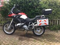Motorcycle 1200GS