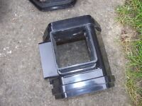 ASSORTED GUTTERING ITEMS FOR SALE