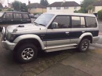 Lovely Mitsubishi Pajero 2.8 Automatic Diesel 7 Seater 4x4