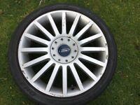 Mondeo ST alloy wheel