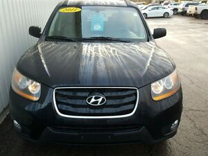 2011 Hyundai Santa Fe THIS WHOLESALE WILL BE SOLD AS TRADED - IN