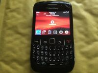 Blackberry Curve 8520 Black ( Unlocked)