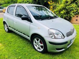 Toyota Yaris 1.0 automatic full Service history 07476706700
