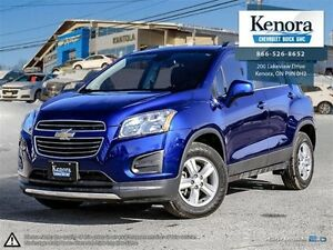 2016 Chevrolet Trax LT AWD *Sunroof, Remote Start & Bose Sound S