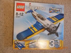 LEGO BRICKS - Creator 31011