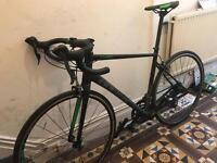 CUBE ATTAIN RACE 2017 56cm frame size road bike