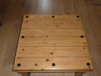 2 Attractive Wooden Coffee Tables