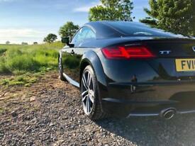 Audi TT 2.0TDi Ultra S-Line