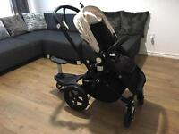 Bugaboo Cameleon 3 All Black special Edition + accessories