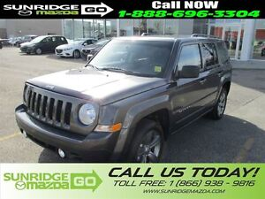 2015 Jeep Patriot *REDUCED* LIKE NEW, BEST VALUE, LOW KMS, LEATH