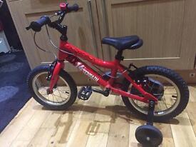 🎄Ridgeback MX14 kids bike in fantastic condition 🎄