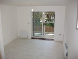 New 1-bedroom flat with luxury kitchen for rent in Northolt, good transport link to CentralLondon