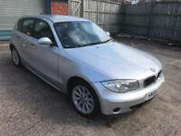 bmw 118d 2006 56 plate diesel manual hatchback leather seats alloy wheels service history 2 keys