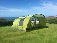 Vango Avington 600 6 man/ person tent in immaculate condition