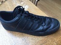 Adidas All Stars Leather, Hardly Worn.