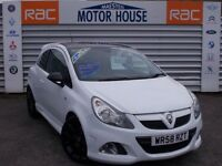 Vauxhall Corsa VXR (ARCTIC EDITION) FREE MOT'S AS LONG AS YOU OWN THE CAR!!! (white) 2009
