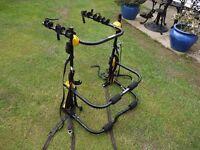 Halfords 3 bike Car Carrier