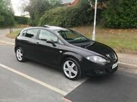 Seat Leon stylance 2.0 Diesel automatic 2007