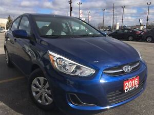2016 Hyundai Accent GL, Bluetooth, Cruise, Heated Seats