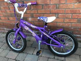 Girls sweet 16 bicycle