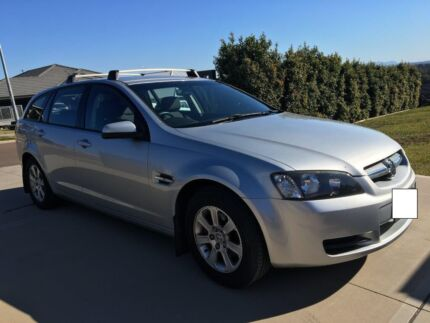 2008 Holden commodore VE omega wagon Raworth Maitland Area Preview
