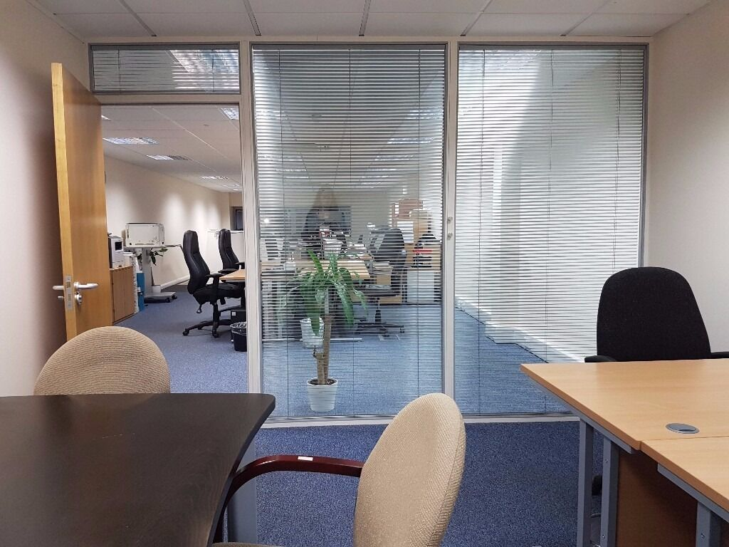 5 Person Office Space to Rent - All Bills Included - Royal Arsenal & Lee- from ONLY £11 per day