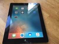 IPAD 2, 16GB, Wi-Fi & CELLULAR UNLOCKED, works perfectly
